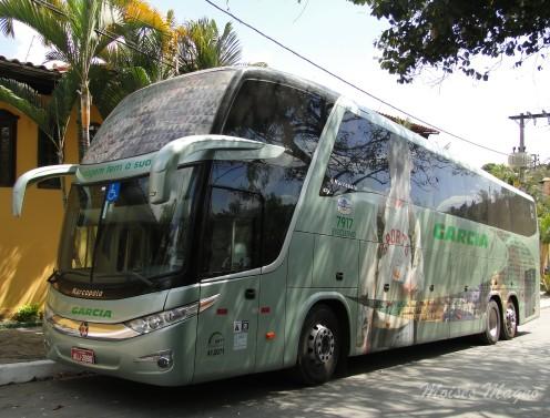 Marcopolo Paradiso G7 1600 LD, Volvo B380R