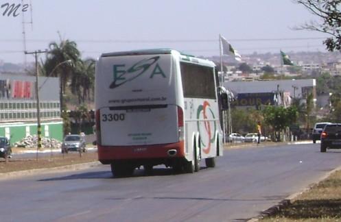 Busscar Jum Buss 360, Mercedes-Benz O-400 RSD