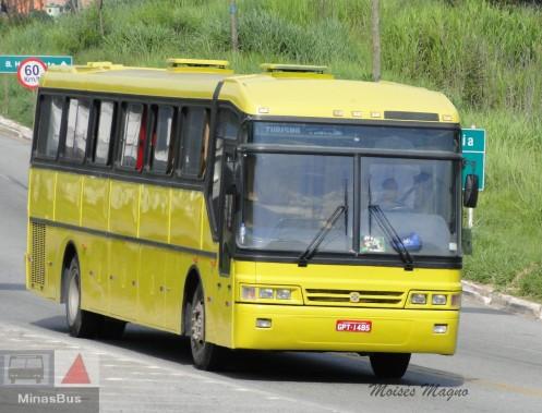Busscar JumBus 340, Scania K113 TL
