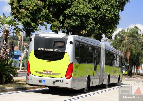 Caio Millennium BRT, Mercedes-Benz O-500MA BT5