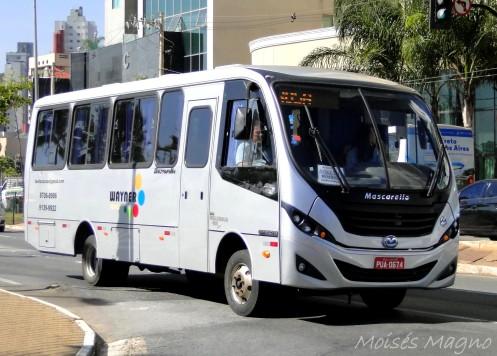 Mascarello Gran Micro, Volksbus 9.160 OD Plus